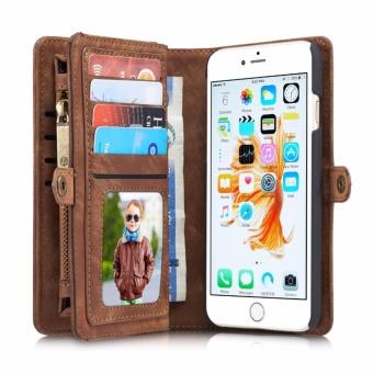 CaseMe Premium Leather Wallet Case (for iPhone 6+/6s+) - 4