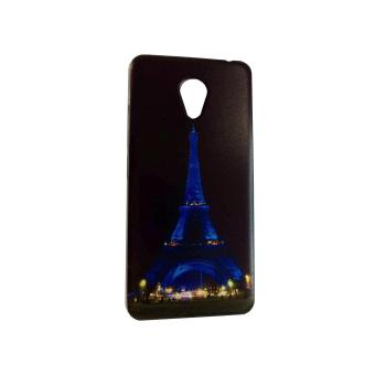 Cases Place Eiffel Tower at Night Design Hard Case for Meizu M3s(Multicolor) Price Philippines