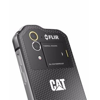 Cat S60 Dual Sim (3GB, 32GB) - Black - intl - 4
