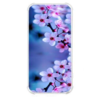 Cherry Blossom Design TPU Back Case/Jelly Case/Shock Proof forSamsung Galaxy J5 prime/On5 2016
