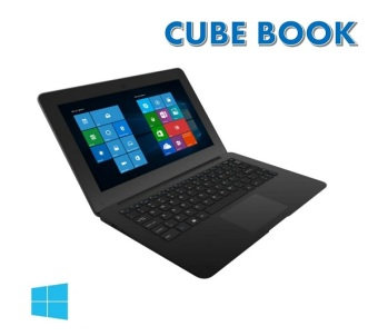 Cherry Mobile Cubix CubeBook Windows 10 Intel HD Graphic 14in