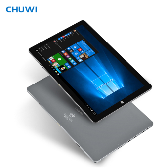 CHUWI Hi10 Plus Tablet 10.8 inch 1920*1280 Screen Windows10 & Android 5.1 Intel ATOM X5 Cherry Trail Z8350 CPU 4GB RAM / 64GB ROM (Grey) - intl