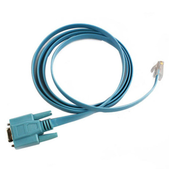 Cisco Serial of Console Cable DB9 to RJ45