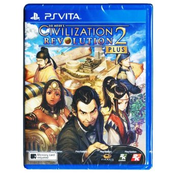 Civilization Revolution 2 Plus for PS Vita