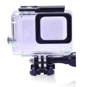 Clear Standard Waterproof Case housing up to 45m for Gopro Hero 5 Black