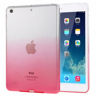 Clear TPU soft back cover for Apple iPad Mini 1/2/3