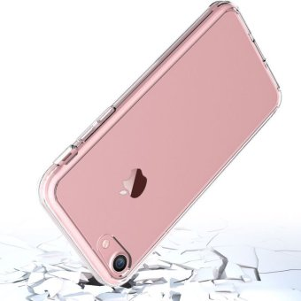 Clear TPU Soft Case Back Cover for Apple iPhone 5 /5s (Clear)