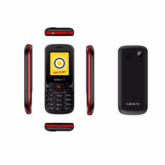 Cloudfone PREMIER Feature Phone Black-Red Price Philippines