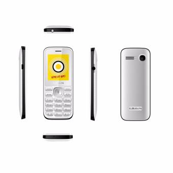 Cloudfone SUPREME Feature Phone White