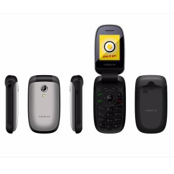 Cloudfone ULTIMATE Feature Phone Black