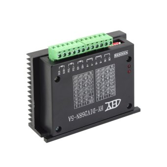 CNC Single Axis TB6600 0.2-5A Two Phase Hybrid Stepper Motor DriverControlle Price Philippines