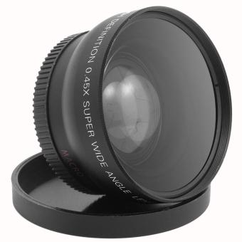 Cocotina Camera Wide Angle Macro Conversion Lens 58mm