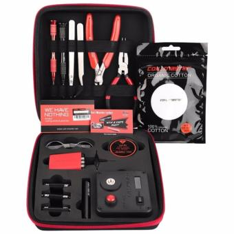 Coil Master Complete DIY Tools Set Coil Building Kit V3 forElectronic Cigarette ( Authentic )