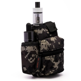 Coil Master Portable Pouch Bag for Electronic Cigarette (Camouflage)