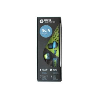 COLOUD The No. 4 In-Ear Headphone (Blue) - 4