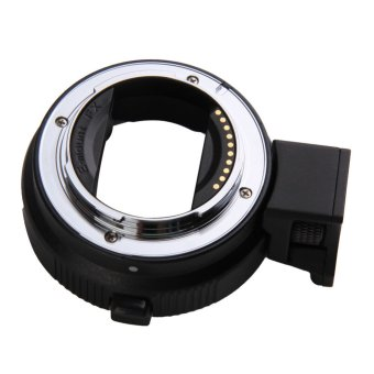 Commlite AF Adapter for Canon EOS EF EF-S lens to Sony NEX E-mountCamera - Intl - 3