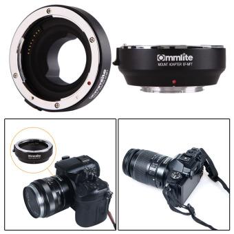 Commlite CM-EF-MFT Electronic Aperture Control lens adapter (Intl)