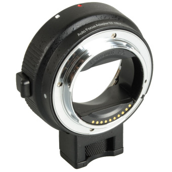 Commlite ComTrig AF Mount Adapter for Canon EF Lens to Sony Exact Exposure