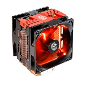 Cooler Master Hyper 212 LED Turbo CPU Cooler - RED