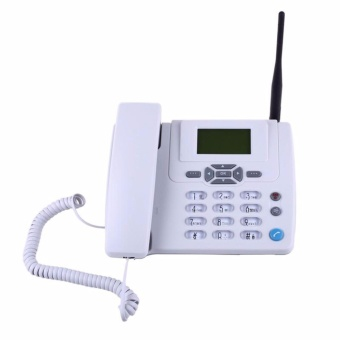 Cordless Phone with Caller ID/Call Waiting home wireless phonedesktop phone fixed wireless telephone for home business office usesim cards - 2