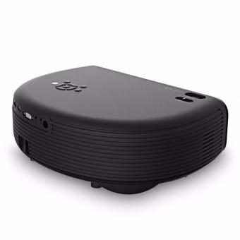 Cordya CL760 3200 Lumens HD LED Projector (Black) - 5
