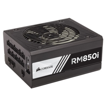 CORSAIR RMi Series RM850i 850 Watt 80 PLUS Gold Certified FullyModular PSU