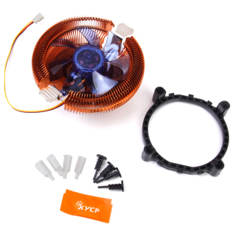CPU Cooling Fan for Intel LGA775/Celeron/Pentium4/Pentium D/ AMD 754/AM2/AM3 Price Philippines