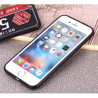 Creative 3D Embossed License Plate Phone Cases For Apple Iphone6/6s (ROUTE) .