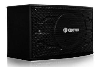 Crown BF-108 Karaoke Speaker System (Black) - 3