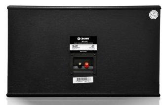 Crown BF-108 Karaoke Speaker System (Black) - 4