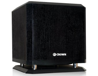 Crown BF-12W Active Sub-Woofer (Black)