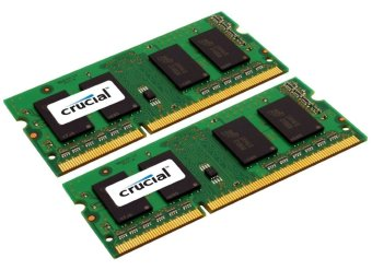 Crucial CT2K8G3S160BM 16GB 1600 DDR3 Mac Compatible Memory 2012 Series