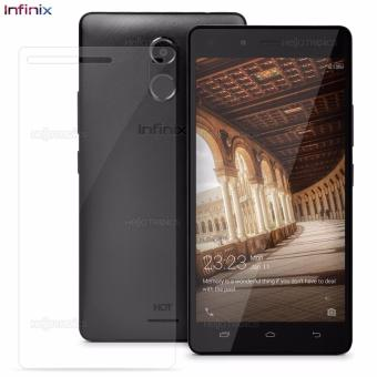 Crystal Clear Tempered Glass for Infinix Hot 4 Pro