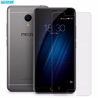 Crystal Clear Tempered Glass for Meizu M3S Price Philippines