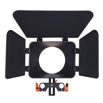 CS - M1 OR Standard 15MM Rail Rod Matte Box Rig for DSLR Camera DV Price Philippines