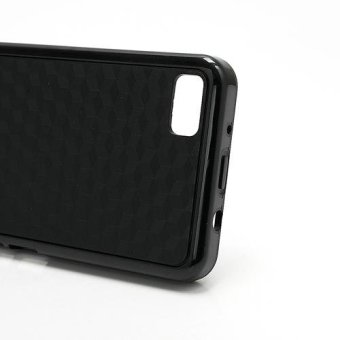 Cube Design TPU & Plastic Hybrid Case for BlackBerry Z10 BB 10 - Black - intl - 4