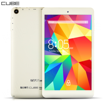 "Cube U27GT 8"" IPS Display Quad-core Tablet (White)"