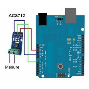 Current Sensor 30A ACS712 - 3
