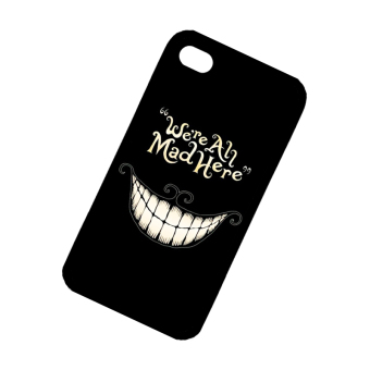 Custom All Mad Phone Case For Apple iPhone 4 4s - intl