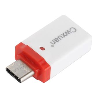 Cwxuan USB 3.1 Cable & Type C M to Micro USB / USB 3.0 F Adapter Kit - intl - 2