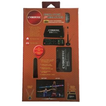 Cybertec Digital TV Box and Media Player (for Car)