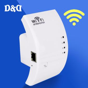 D&D 802 300Mbps Wireless-N WiFi Range Router Repeater ExtenderBooster Price Philippines