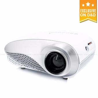 D&D 802 Mini HD LED Portable Projector Price Philippines