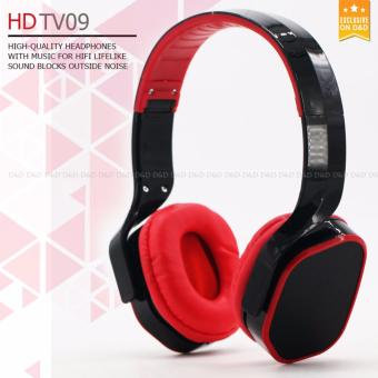 D&D HDTV09 HQ Headphones (Black)