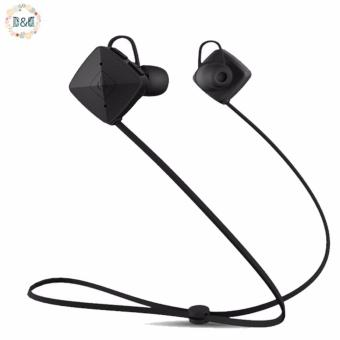 D&D M3 Sports Wireless Bluetooth Earphone Earbuds V4.1 Stereo Headset Bass Earphones with Mic In-Ear for iPhone 7/6 SmartPhone
