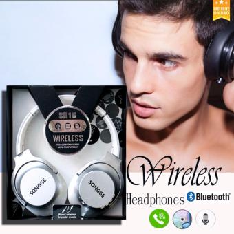 D&D SONGGE SH15 Wireless Headphones High Definition Sound MoreComfortable Price Philippines