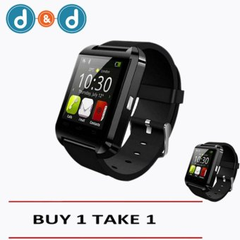 D&D U8 Bluetooth Smartwatch Buy 1 Take 1