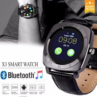 D&D X3 Smart Watch Sim Card Slot Price Philippines