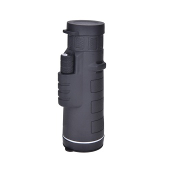Day & Night Vision 40x60 Hd Optical Monocular Hunting CampingHiking Telescope - intl