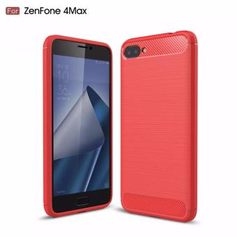 Daydayup Carbon soft case for Asus Zenfone 4 Max/ZC554KL